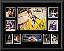 Stephen Curry Framed Montage