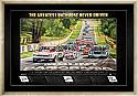 Greatest Race Never Driven signed print