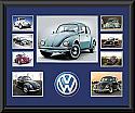 VW Beetle Montage