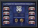 Canterbury Bulldogs Historical Print