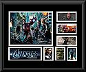 The Avengers montage framed