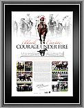 Black Caviar Courage Under Fire signed