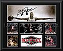 Michael Jordan LE Wings Montage Mat Framed