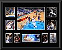 Russell Westbrook Framed Montage
