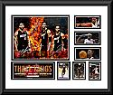 Miami Heat Three Kings Montage framed