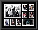 Foo Fighters Montage Framed