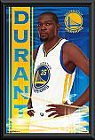 Golden State Warriors Kevin Durant framed poster