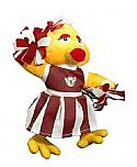 Manly Warringah Sea Eagles Cheerleader Chick