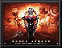 Casey Stoner 2012 framed print