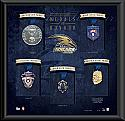 Adelaide Crows Medals of Honour Framed