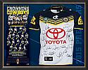 North Queensland Cowboys 2015 Premiership Team Signed Jersey