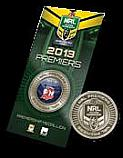2013 Sydney Roosters NRL Premiership Celebration medallion