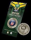 2013 Sydney Roosters NRL Premiership Celebration medallion