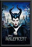 Maleficent Framed