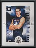 Carlton Blues Hero Matthew Kreuzer signed
