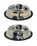 Greater Western Sydney Giants Dog Bowl