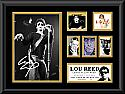 Lou Reed montage