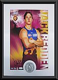 Brisbane Lions Heroes Jack Redden signed