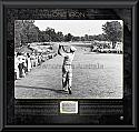Ben Hogan Iconic 'One Iron' Framed Print