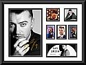Sam Smith Framed Montage