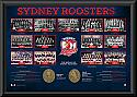 Sydney Roosters Historical Print