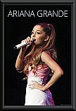 Ariana Grande Framed Poster