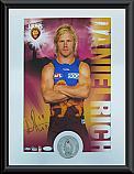 Brisbane Lions Heroes Daniel Rich signed