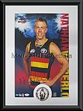 Adelaide Heroes Nathan Van Berlo signed