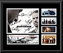 Fast And The Furious 7 LE Montage Framed