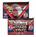 2013 Sydney Roosters Premiership Team Pencil Case