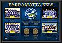 Parramatta Eels Historical Print