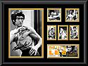 Bruce Lee Framed Montage