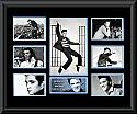 Elvis montage framed