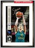 Lauren Jackson signed hero shot
