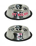 St Kilda Saints Dog Bowl