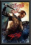 300 Rise of an Empire Seize Your Glory Framed