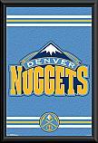 Golden State Warriors Logo framed poster