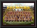 2013 Hawthorn Hawks Premiership team framed print