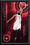NBA Houston Rockets James Harden Poster Framed