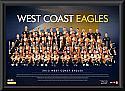 2013 West Coast Eagles team frame