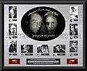 Mafia LE Oversize Photo Montage Mat Framed