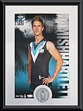 Port Adelaide Power Hero Hamish Hartlett signed