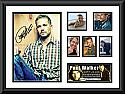 Paul Walker framed Montage 2