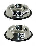 Warriors Dog Bowl