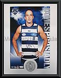 Geelong Cats Hero James Podsiadly signed