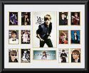 Justin Bieber Framed Montage