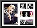 Pink framed Montage