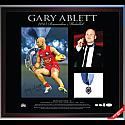 2013 Brownlow Medallist Gary Ablett Framed Signed Photo Piece