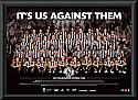 2013 Collingwood Magpies team frame
