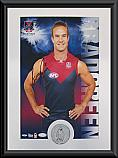 Melbourne-DemonsHeroes Brad Green signed